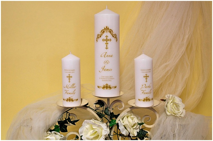 Beautiful Personalised Candles Online